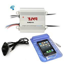 Pyle Auto 2-Channel Bridgeable Marine Amplifier - 200 Watt R
