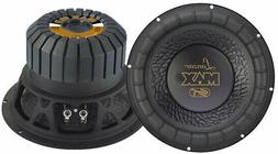 Lanzar MAX12D Max 12'' 1000 Watt Small Enclosure Dual 4 Ohm