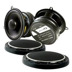 CT Sounds Meso 5.25 Inch 2-Way Silk Dome Car Audio Coaxial C