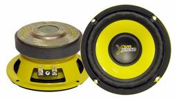 Mid-Bass Woofer Auto Stereo Audio Systems Car Speakers 200 W