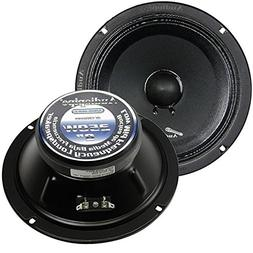 8-inch Mid Range Component Speakers Car Audio Speaker Car Au