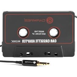 Carwires MJ200C – Premium Car Audio Cassette Adapter