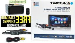 BLAUPUNKT MMLP13BD Car Audio Double DIn 2DIN 6.2 Touchscreen