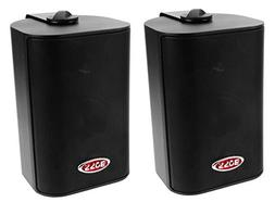 BOSS Audio MR4.3B 200 Watt , 4 Inch, Full Range, 3 Way Weath