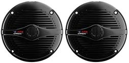BOSS Audio MR50B 150 Watt , 5.25 Inch, Full Range, 2 Way Wea