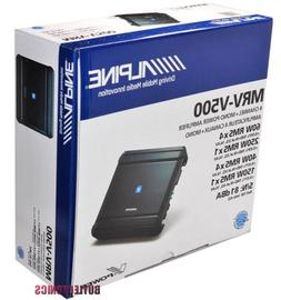 ALPINE MRV-V500 5-Channel Car Amplifier V-Power Series/ Subw