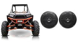 """Rockville MS525B 5.25"""" 400w Waterproof Speakers For Polaris"""