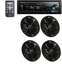 Pioneer MVH-X390BT MP3/WMA Digital Media Player Built-in Blu