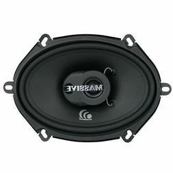Massive Audio MX57 MX Series Coaxial Speakers. 100 Watts, 4