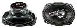 "Lanzar MX693 3-Way 6"" x 9"" Car Speaker"