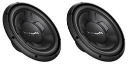 "NEW  12"" Pioneer SVC Subwoofer Bass.Replacement Speakers.4oh"