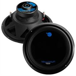 "NEW  15"" DVC SubWoofer Speakers.Bass.Car Audio Pair.Dual Voi"
