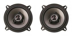 "NEW  5.25"" Shallow Mount Full Range Car Audio Speakers.4ohm"
