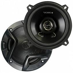 "NEW  5.25"" Car Audio Speakers.Stereo Pair.5-1/4"".Door Replac"
