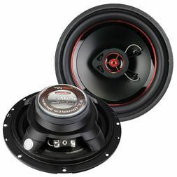 "NEW  6.5"" Car Audio Speakers.Stereo Pair.6-1/2"".Shallow Moun"