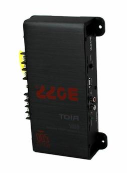 NEW 2 Ch Compact Car Stereo Amplifier.Power Pair of Speakers