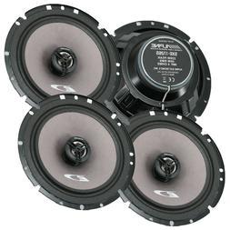 """NEW 2 Pairs - Alpine SXE-1726S 6.5"""" 440 Watt 2-Way Car Audio"""