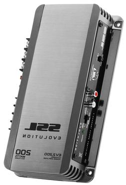 NEW  200w Car Amplifier.2 Channel.Power Speakers.Motorcycle