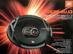 "NEW JBL CLUB-9630 6""x9"" 2-Way Coaxial Car Stereo Speakers,"