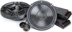 "NEW POLK AUDIO DB6502 6.5"" COMPONENT SET CAR/MARINE/BOAT SPE"