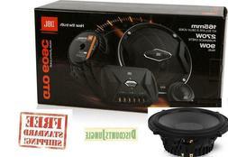 "NEW JBL GTO BRAND 609C 540 Watts 6.5"" 2-Way Car Component Sp"