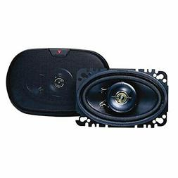"NEW Kenwood KFC-4675C 120 Watts 4"" x 6"" Coaxial 2-Way Car Au"