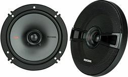 "NEW Kicker KSC650 6.5"" Coax Speakers with .75"" tweeters 4-Oh"