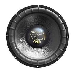 """New Lanzar MAX12D Max 12"""" 1000 Watt Small Enclosure Black Du"""