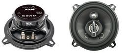 "NEW Lanzar MX53 5-1/4"" Max Series 3-Way Coaxial 5.25"" Car St"