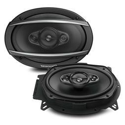 "New Pioneer TS-A6960F 450 Watts 6"" x 9"" 4-Way Coaxial Car Au"