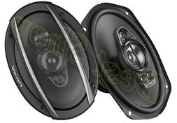 "New Pioneer TS-A6970F 300 Watts 6"" x 9"" 4-Way Coaxial Car Au"