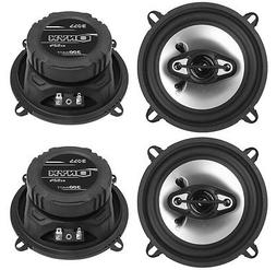 BOSS Audio NX524 300 Watt , 5.25 Inch, Full Range, 4 Way Car