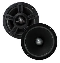 Lanzar OPTI6MI 6.5-Inch 500W Mid bass Speakers