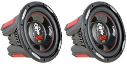 "Boss P106DVC 4200 Watt Per Pair 10"" Dual 4-Ohm Voice Coil P"