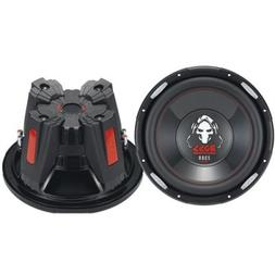 Boss P126dvc 12 2300w Phantom Series Car Audio Subwoofer Sub