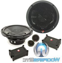 "Rockford Fosgate P165-SE 120 W 6.5"" 2-Way Component Speaker"