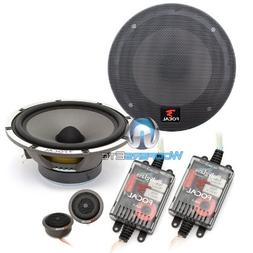 """Focal P165V15 6.5"""" 2-Way Component Speakers"""