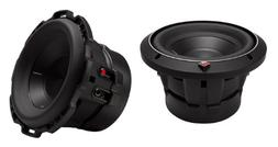 "2) Rockford Fosgate P2D2-8 8"" Punch 1000W 2-Ohm DVC Car Audi"