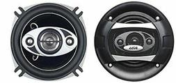 BOSS Audio P45.4C 250 Watt , 4 Inch, Full Range, 4 Way Car S
