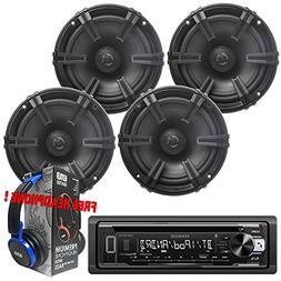 PackageKenwood KDC-BT21 Bluetooth In-Dash CD/AM/FM Car Stere