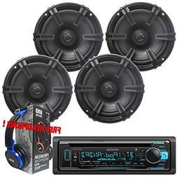 PackageKenwood KDC-BT31 Bluetooth In-Dash CD/AM/FM Car Stere