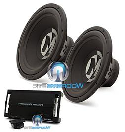"pkg Pair of Memphis 2 Subs PR15S4V2 Power Reference 15"" 2Sub"
