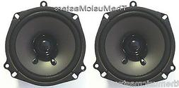"Pair 5.25"" inch 5 1/4"" Car Stereo Audio SPEAKERS Factory OEM"