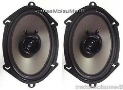 "Pair 5x7"" or 6x8"" inch Car Stereo Audio SPEAKERS Factory OEM"