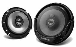 "6-1/2"" KENWOOD 600W 6.5"" KFC 2-Way Coaxial Car Speakers KFC"