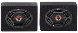 Pair New JVC CS-DR6940 6x9 1100 Watt 4-Way Car Stereo Speake