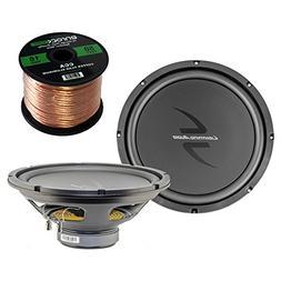 Pair of  Lightning Audio By Rockford Fosgate L0-S412 LA-Zero