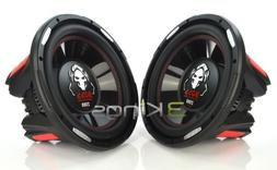 "PAIR BOSS AUDIO P126DVC Phantom 12"" 4600W Car Power Subwoofe"
