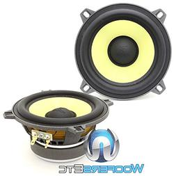 "Pair of Focal W/130KR 5.25"" K2 Power Series 70W RMS Midrange"