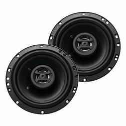 """Pair Hifonics ZS65CXS 6.5"""" 600 Watt Shallow Mount Car Stereo"""